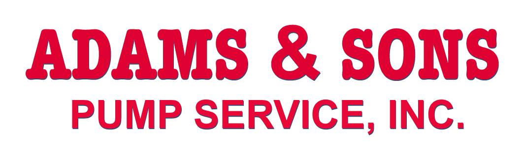 Adam and Sons Pump Service
